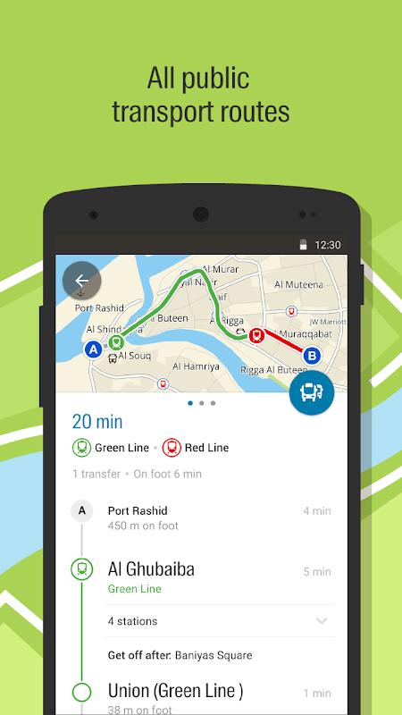 2GIS: Directory & Navigator screenshot 1