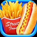 Street Food 2018 - Make Hot Dog & French Fries