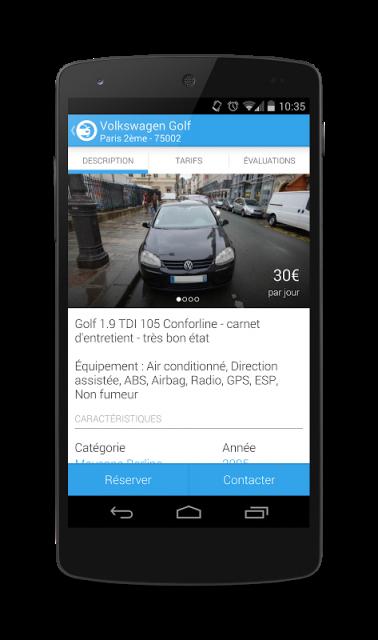 ouicar location de voiture download apk for android aptoide. Black Bedroom Furniture Sets. Home Design Ideas