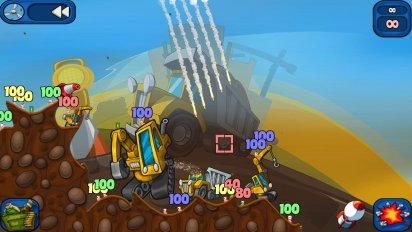 worms 2 armageddon screenshot 14