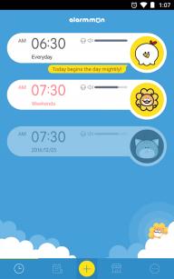 AlarmMon - Free Alarm Clock screenshot 6