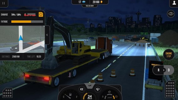 Truck Simulator PRO 2 1 6 Download APK for Android - Aptoide