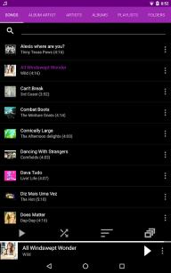 Rocket Player : Music Player screenshot 23