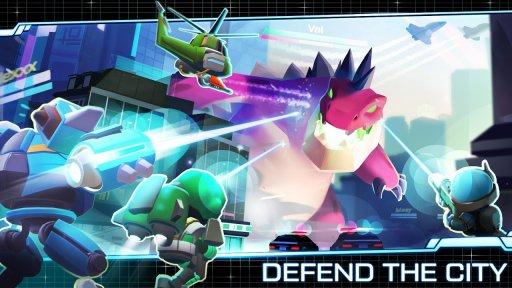 Monster Blasters screenshot 3