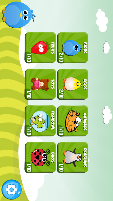 Kids Preschool Memory Game screenshot 2