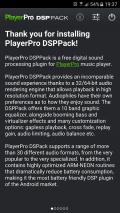 PlayerPro DSP pack Screenshot