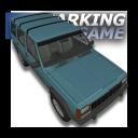 Stadt Jeep Auto Parkplatz