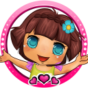 Dora Dress Up Game