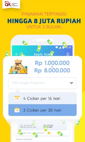 KTA KILAT - Pinjaman Uang Kilat 3.7.6 Descargar APK Android   Aptoide