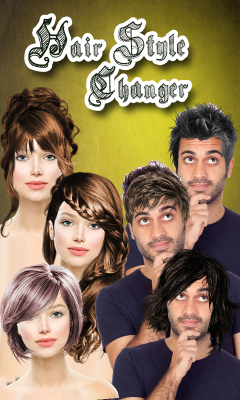 Hairstyle Changer App Virtual Makeover Women Men 1 24 8 Download Android Apk Aptoide