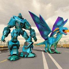 dragon robot transform game mech robots battle 1 4 download apk