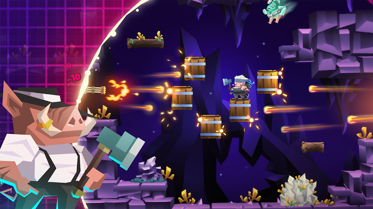 Bullet League screenshot 2