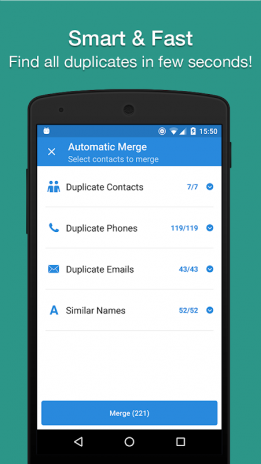 Cleaner - Merge Duplicate Contacts 9 0 3 Download APK for