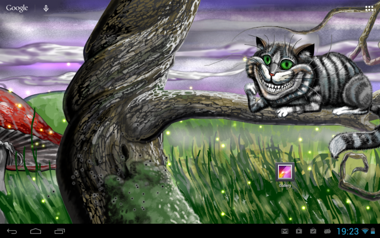 Cheshire Cat Live Wallpaper 1 0 5 Laden Sie Apk Fur Android Herunter