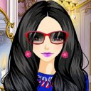 Fashion Lady Dress Up and Makeover Game