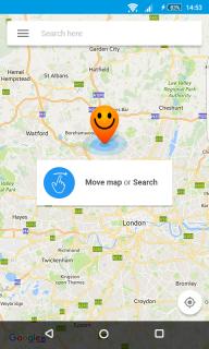 Fake GPS location - Hola screenshot 6