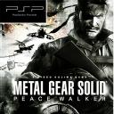 Metal Gear Solid : Peace Walker PSP