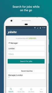 Jobsite - Find UK jobs and careers around you screenshot 6