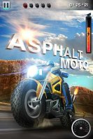 Asphalt Moto Screen