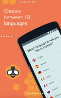 Beelinguapp: Learn Languages Music & Audiobooks Screen