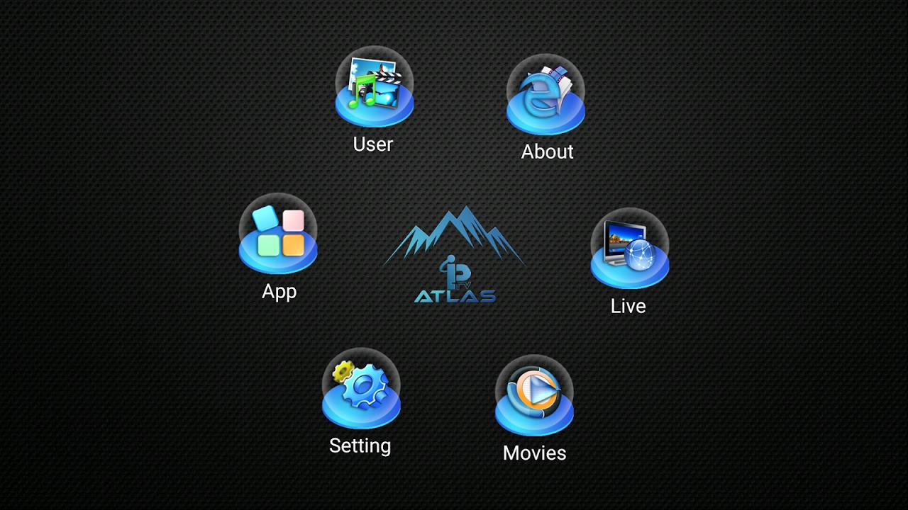 Atlas Iptv Vod v3 screenshot 1