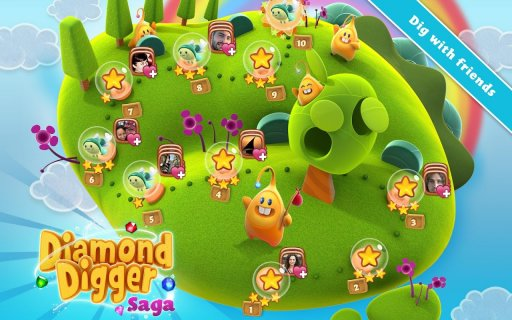 Diamond Digger Saga screenshot 7