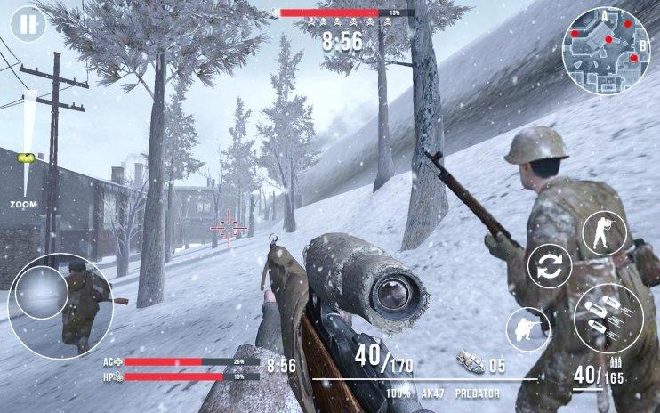 """Résultat de recherche d'images pour """"Call of Sniper WW2: Final Battleground Triche"""""""