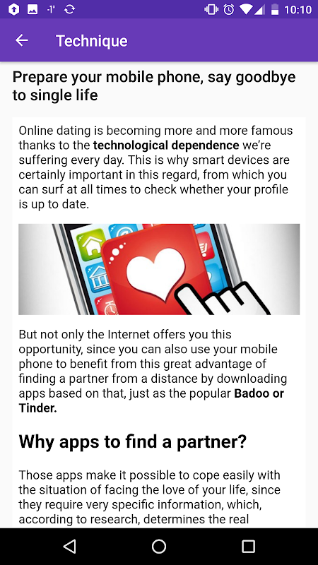 Famous dating apps