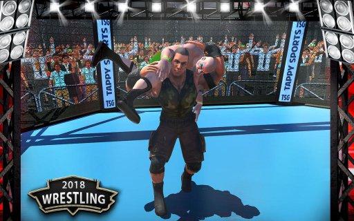 World Wrestling Revolution Mania Fighting Games 3D 1 0