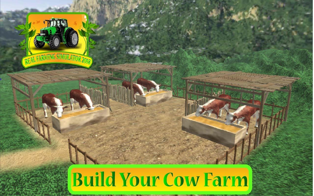 Real Farming Simulator 2018 Pro screenshot 2
