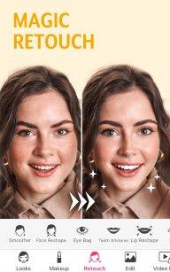 YouCam Makeup - Selfie Editor & Magic Makeover Cam screenshot 1