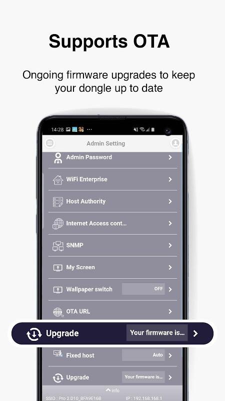 EZCast Pro screenshot 1