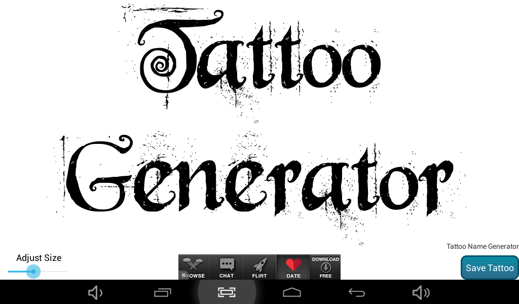 tattoo design software free download - download3000.com