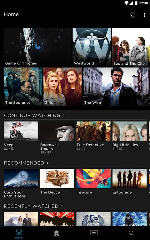 HBO screenshot 9