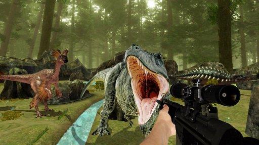 Dinosaur Hunt 2018 screenshot 1