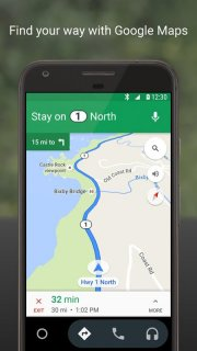 Android Auto - Maps, Media, Messaging & Voice screenshot 2