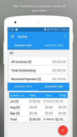 Moon Invoice Easy GST Invoicing Billing App Download APK For - Moon invoice