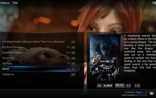 Kodi screenshot 5