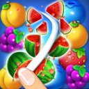 Fruits Crush - link puzzle