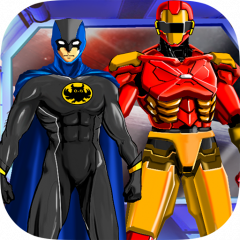 Superhero Javis team creator 1 8 Download APK for Android