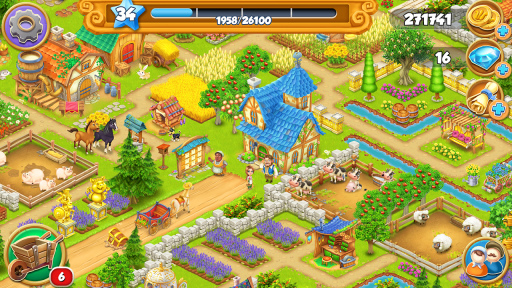 Village and Farm screenshot 6