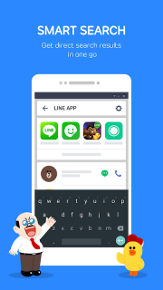 LINE Launcher screenshot 6