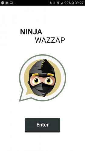 Ninja en Whatsapp screenshot 1