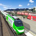 城市列车模拟器2019年:免费列车游戏3D