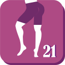Buttocks and Legs In 21 Days