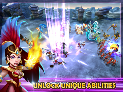 Wartide: Heroes of Atlantis screenshot 12