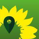 Grüne Wahlkampf-App