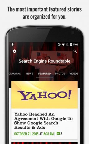 Search Engine Roundtable 1 2 3 Download APK for Android