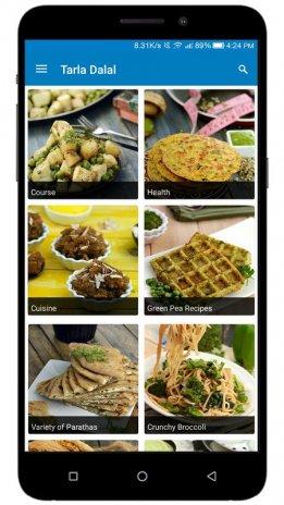 Tarla dalal recipes indian recipes 54 download apk for android tarla dalal recipes indian recipes screenshot 2 forumfinder Choice Image