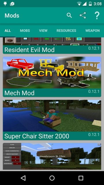 Mods for Minecraft | Download APK for Android - Aptoide